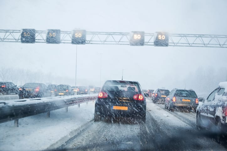 Common Sense Tips for Driving in an Ice Storm